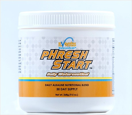 pHresh Start Daily Alkaline Waterceutical
