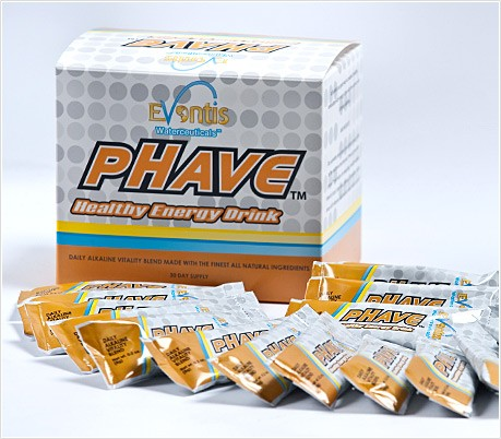 pHave Healthy Energy Drink